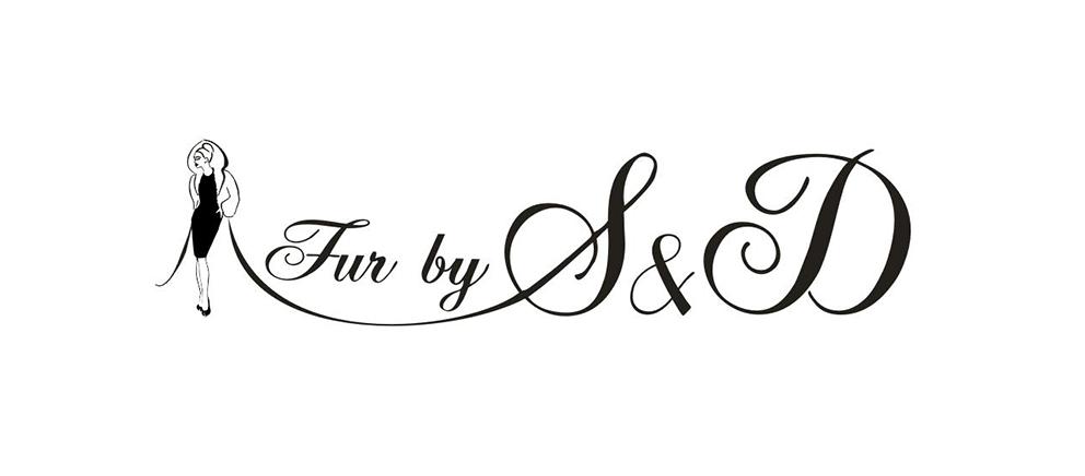 """Firminio ženklo logotipo sukūrimas 2013m - MB """"Sedlita"""" prekinis ženklas FUR BY SD"""