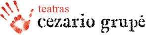 """INTERNETO SVETAINĖS GRAFINIO DIZAINO SUKŪRIMAS – TEATRAS """"CEZARIO GRUPĖ"""""""