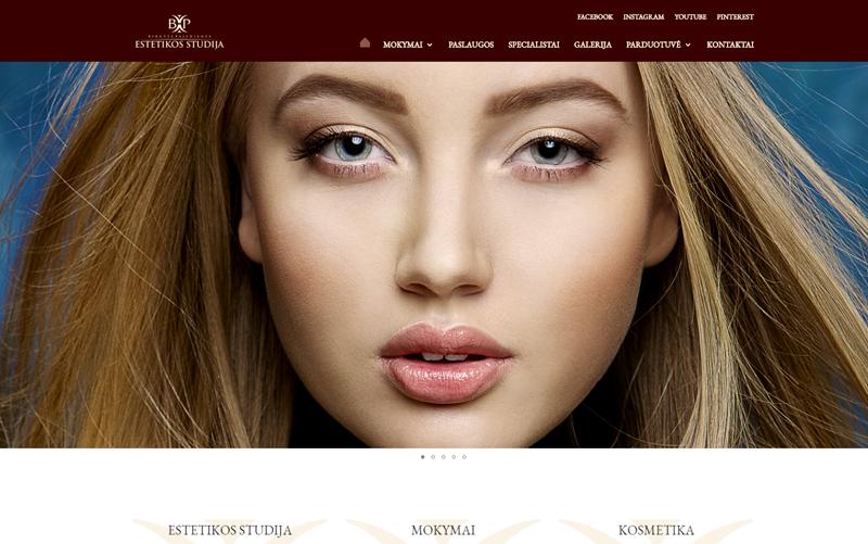 dizaino-kurimas-svetainems-birutes-pajedienes-estetikos-studija