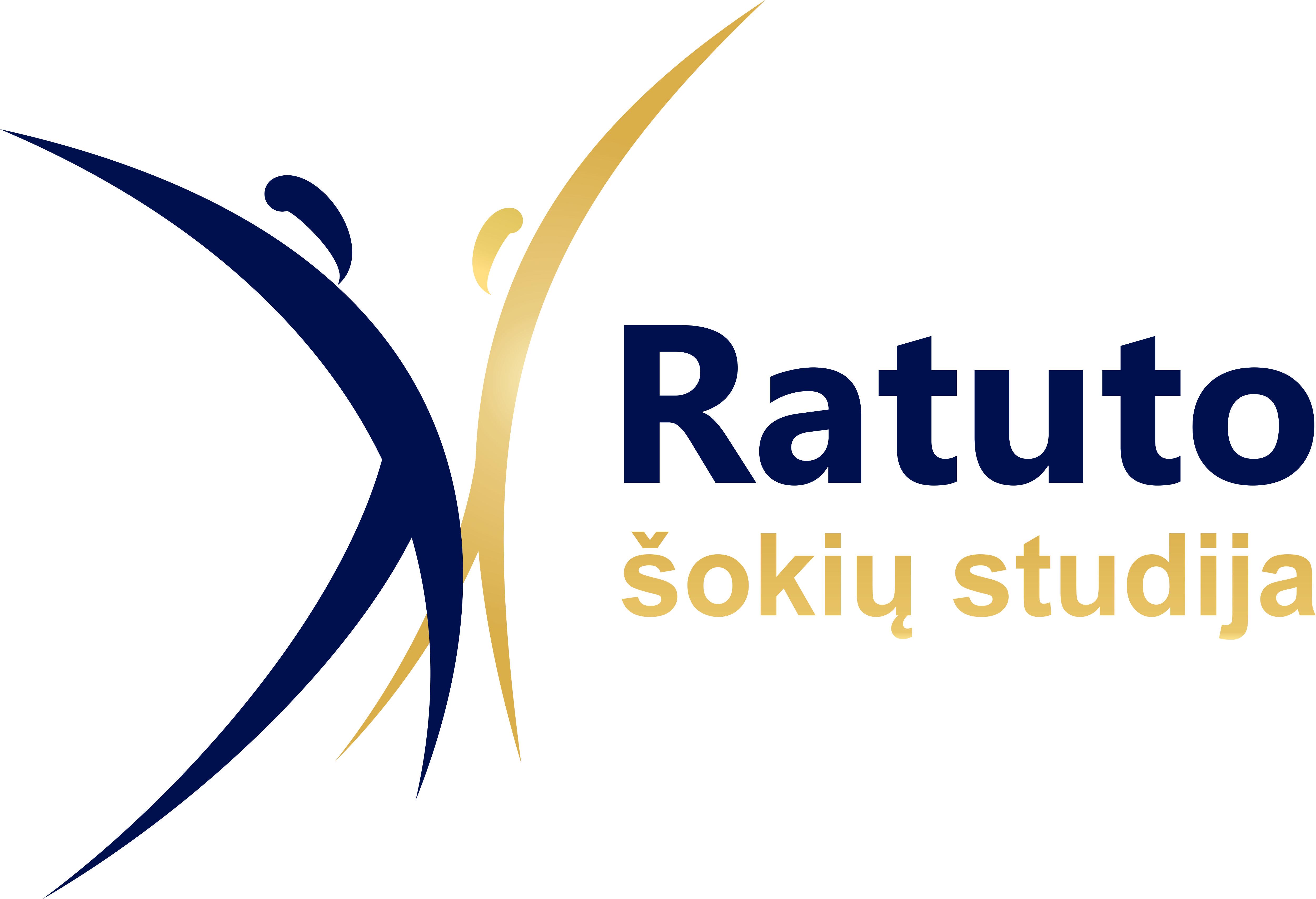 RATUTO SOKIU STUDIJA lt gold