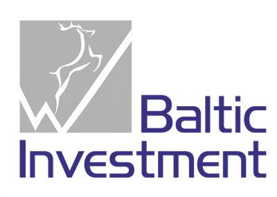"LOGOTIPO SUKŪRIMAS ""BALTIC INVESTMENT"""
